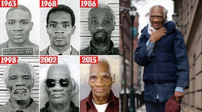 Man sentenced to life imprisonment at age 15 released at age 83