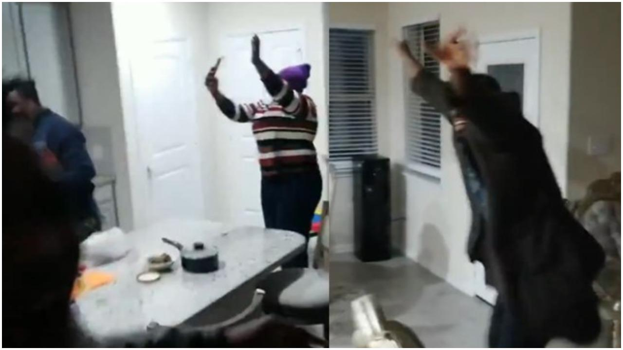The Moment Texas Residents Screamed 'Up NEPA' After Electricity Was Restored