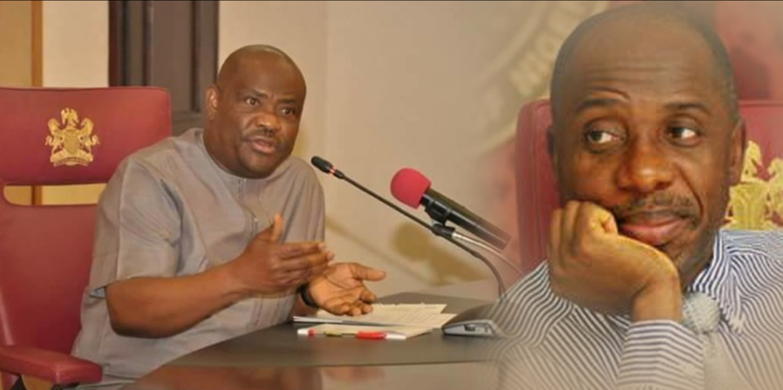 Amaechi Replies Wike, Says He Can't Go Down Low With Him