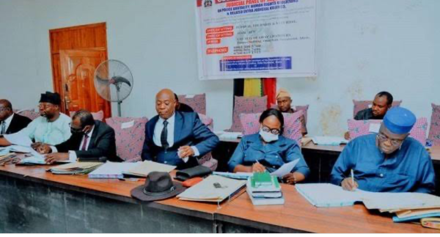Nobody Can Withstand My Slap, Police Legal Officer Boasts Before Osun Panel