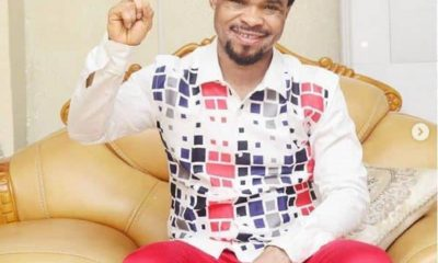 Prophet Odumeje Given A Kingly Welcome As He Visits Market Women In Onitsha