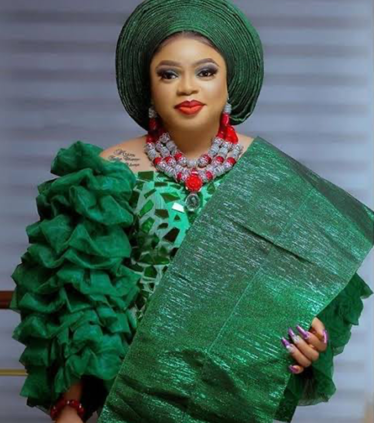 """""""You're Not A Big Girl If You Don't Borrow Your Man Money"""" – Bobrisky"""