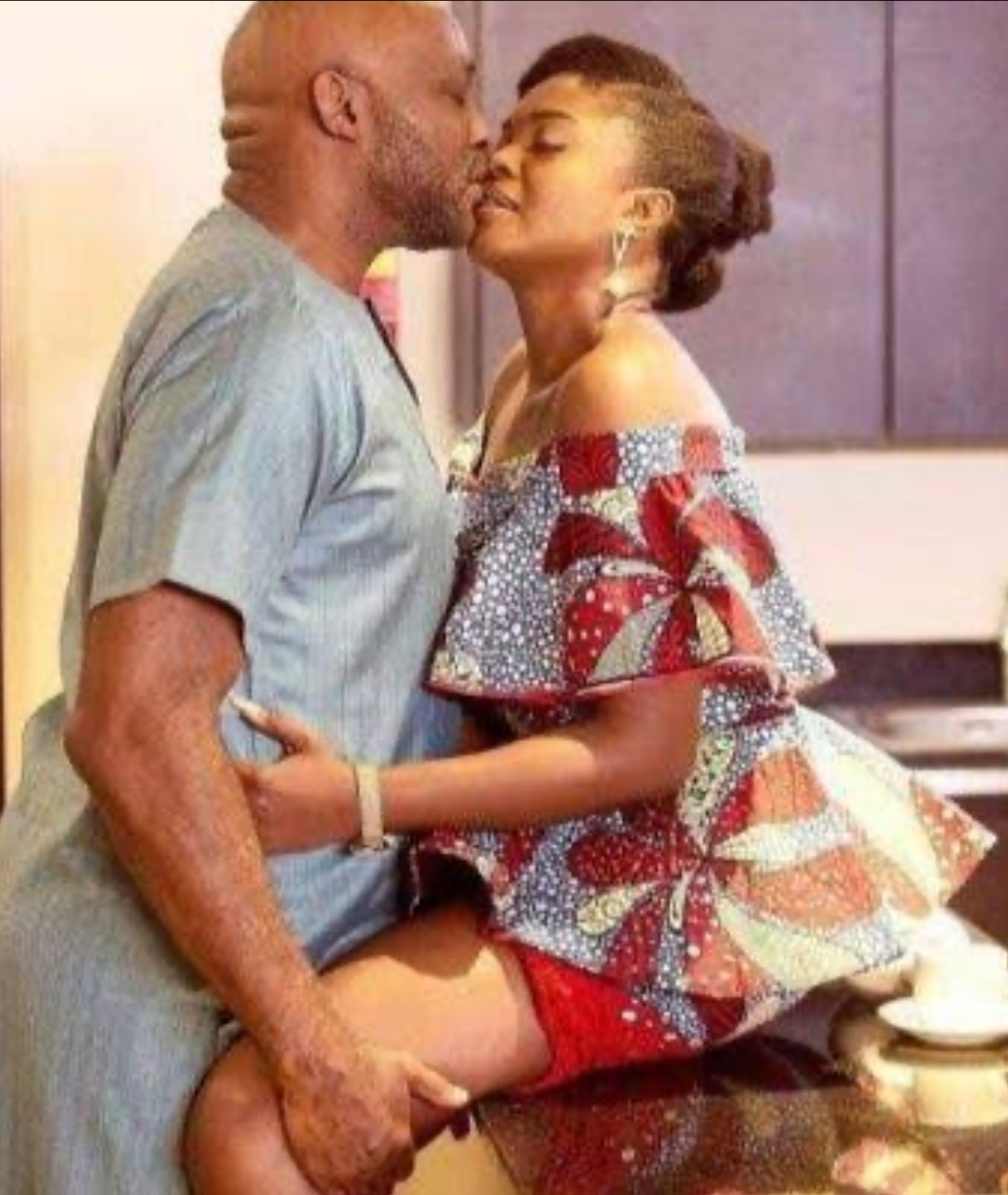 Omoni Oboli Responds To A Troll Over Movie With RMD