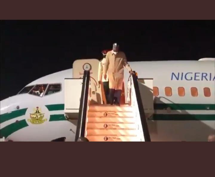 FG keeps mum over Buhari's return date