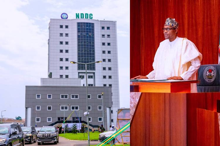 NDDC Board: Ijaw Youths Dare Buhari, Vow To Cripple Niger Delta Economy If...