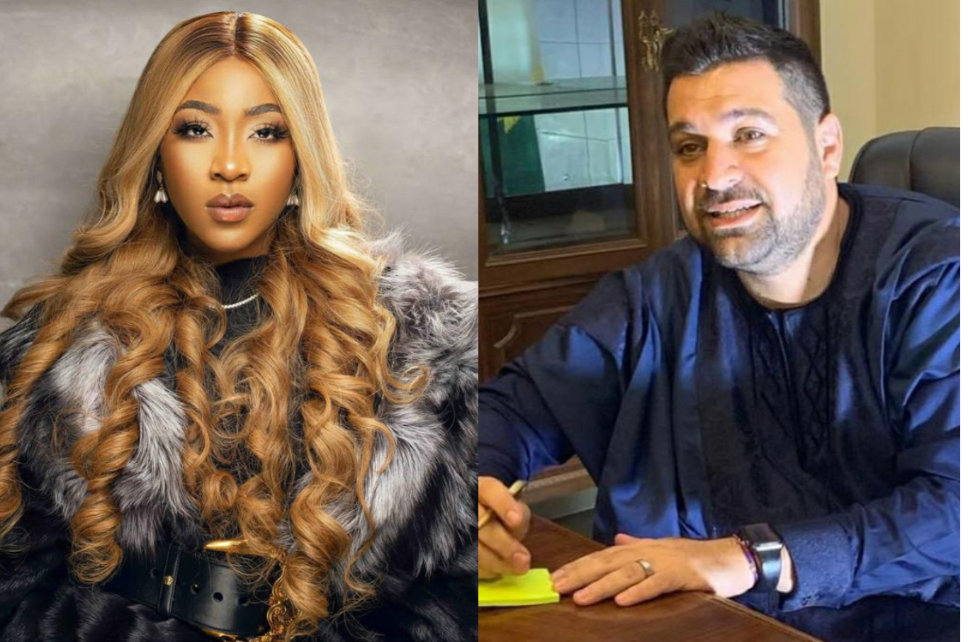 Erica Questions White Nigerian After He Made A Controversial Statement