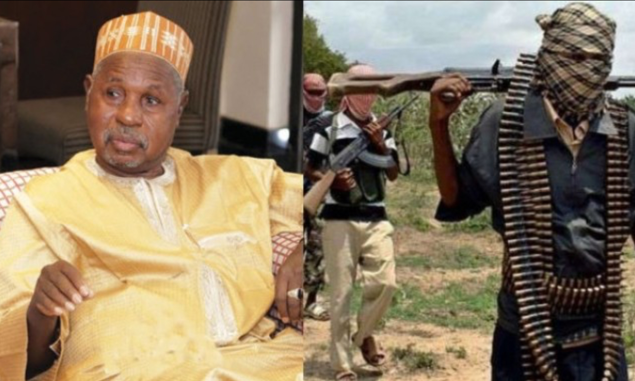 North-West Governors Order Bandits To Vacate Forest