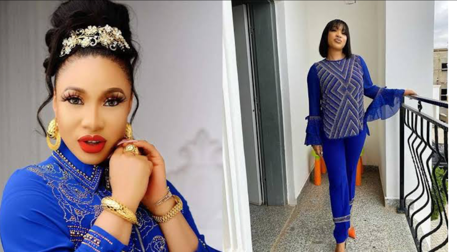 How Fans Reacted To Tonto Dikeh's New Look