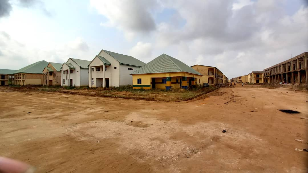 Uzodimma Okorocha Government Buildings
