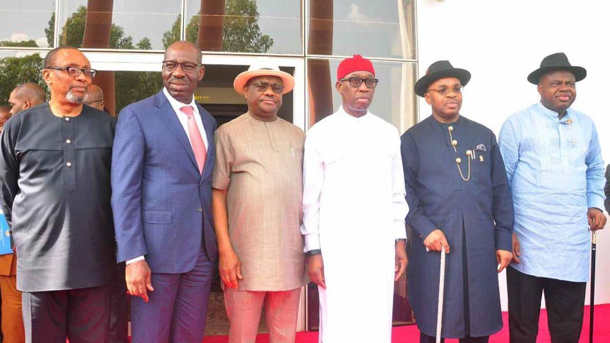 Niger Delta Akpabio Governors