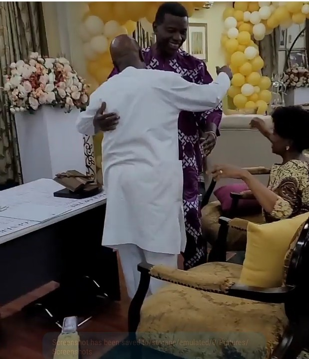 Oyedepos visit Adeboye