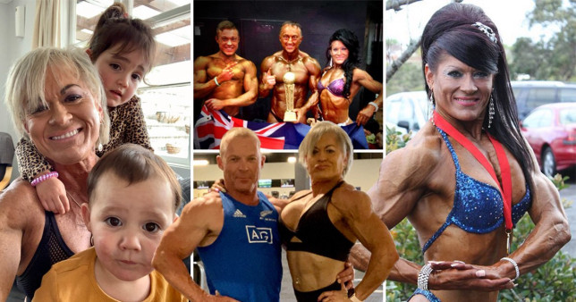 Bodybuilding Grandma Finds New Love At Gym
