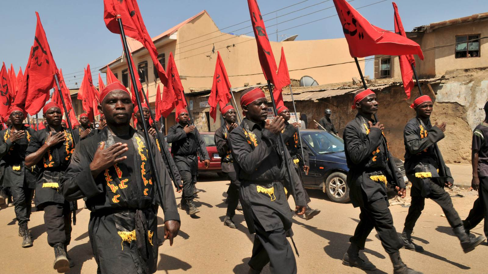 Shi'ites To Nigerians: Demand Explanation From Buhari Over Insecurity