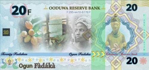Currency For Proposed Yoruba Nation Emerges On Social Media