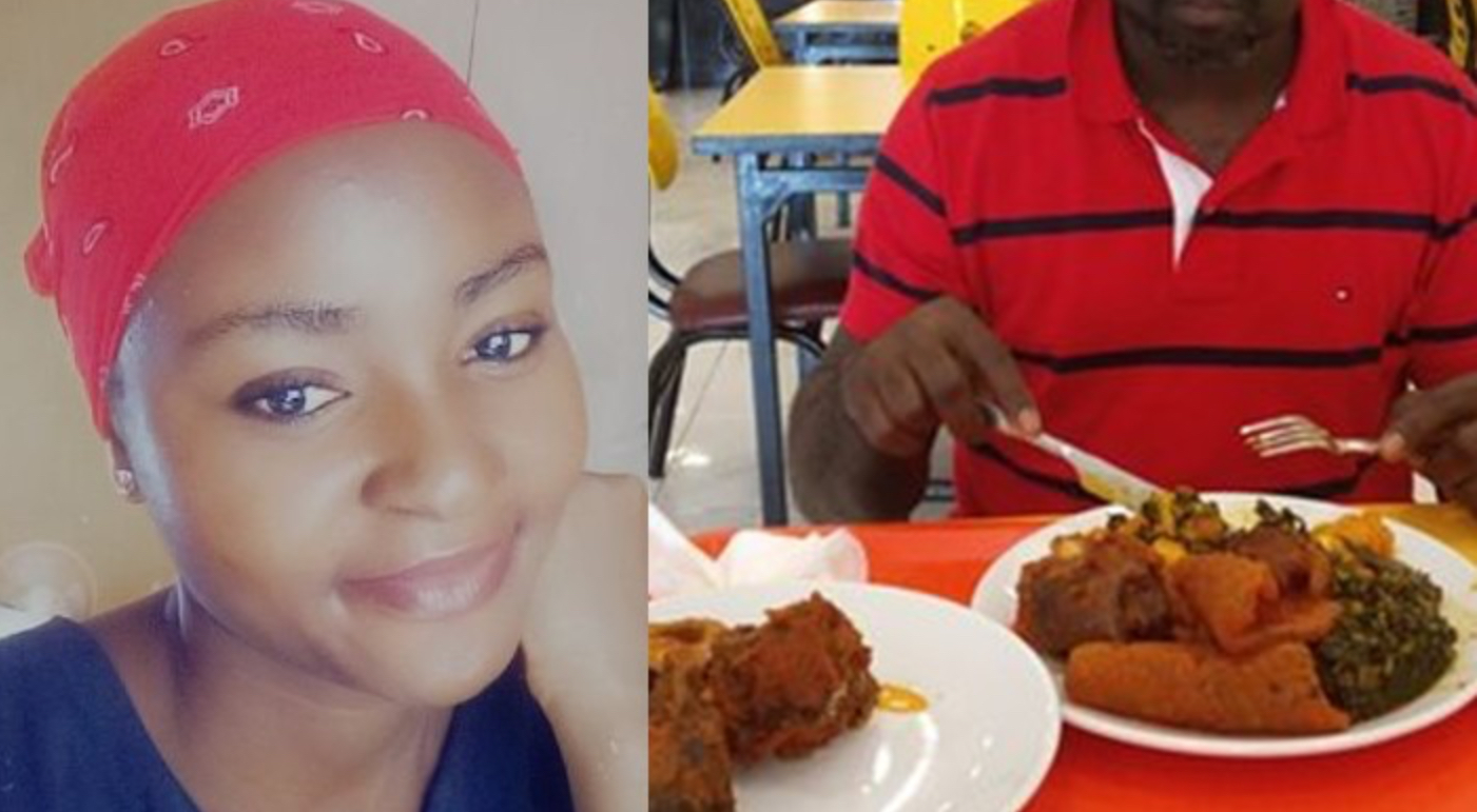 Lady Calls Out Man Who Refused To Pay For Her Meal At A Restaurant