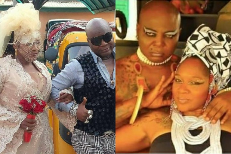 Charley Boy Speaks On Long-Lasting Marriage