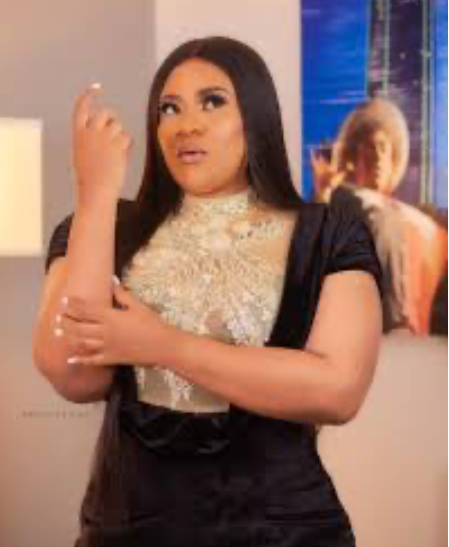 What Would You Like Me To Change – Nkechi Blessing Asks Fans