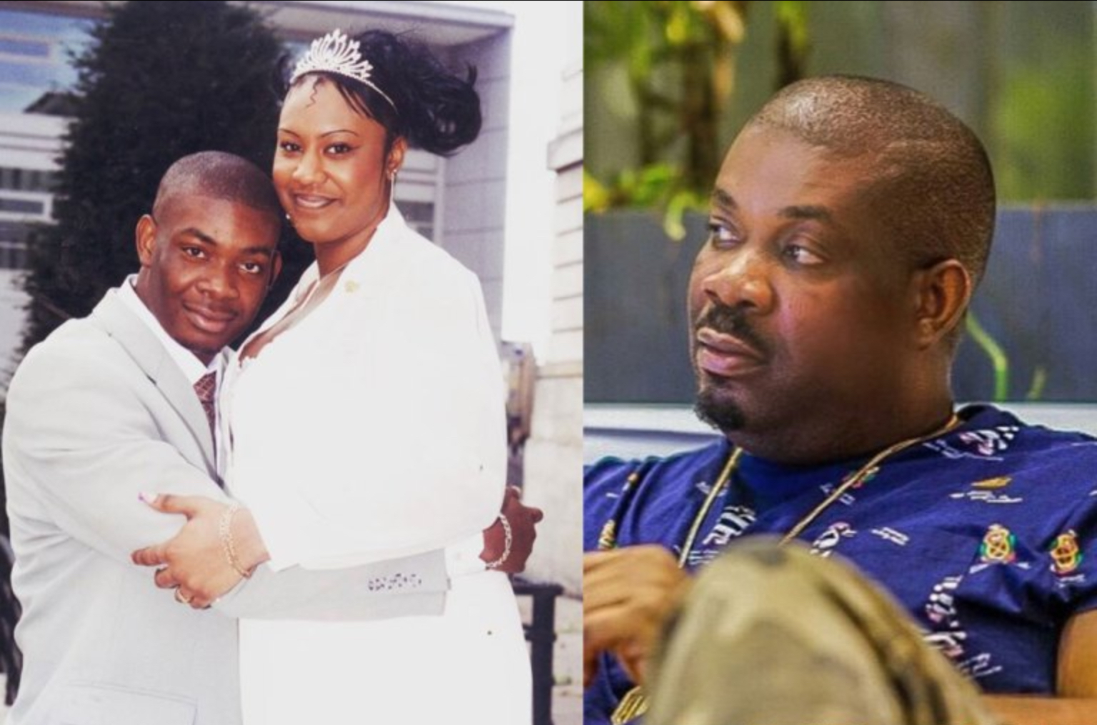 """""""I Was Married At 20""""-Don Jazzy Reveals"""
