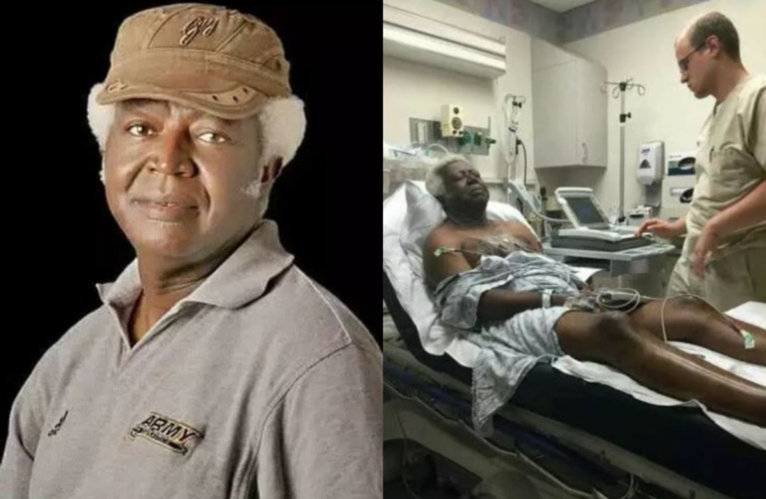 Actors Guild of Nigeria (AGN) Reacts To The Death Of Nollywood Veteran, Bruno Iwuoha