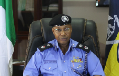 BREAKING: Adamu Hands Over To Acting IGP, Baba In Abuja