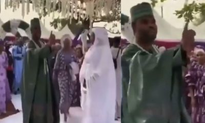 Groom Turns Down Request To Dance On His Wedding Day