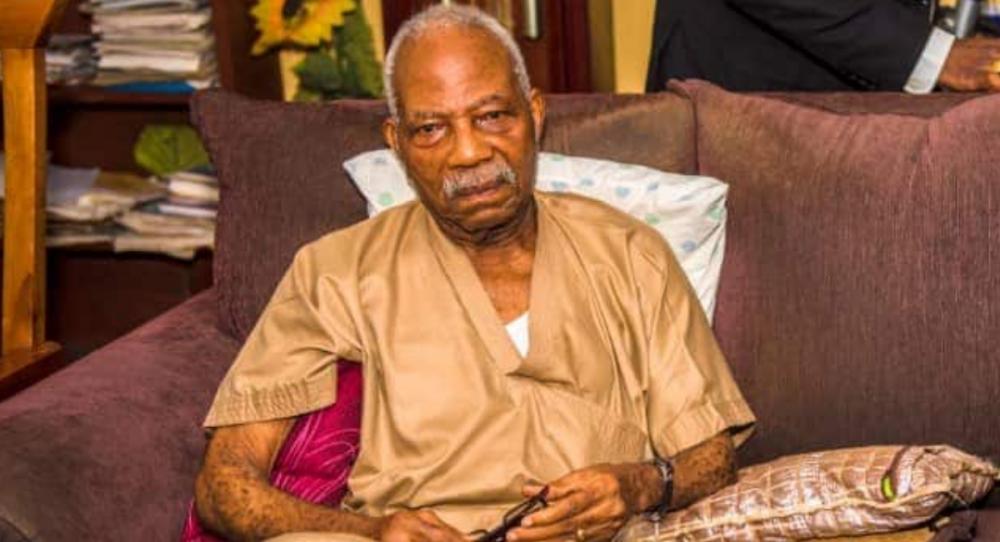 2023: Ex-Afenifere leader, Pa Fasoranti backs Tinubu's presidential ambition
