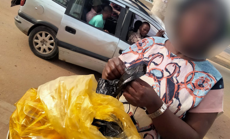 Female Hawkers In Abuja Risk Task Force's Wrath To Avoid Hunger