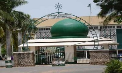 Kaduna Assembly Declares ex-Speaker's Seat Vacant, Suspends Four Members