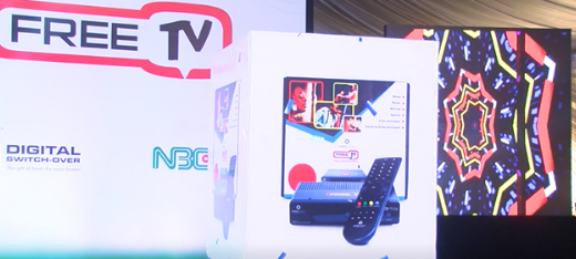 FG Launches 'Free TV' Digital Decoders In Lagos
