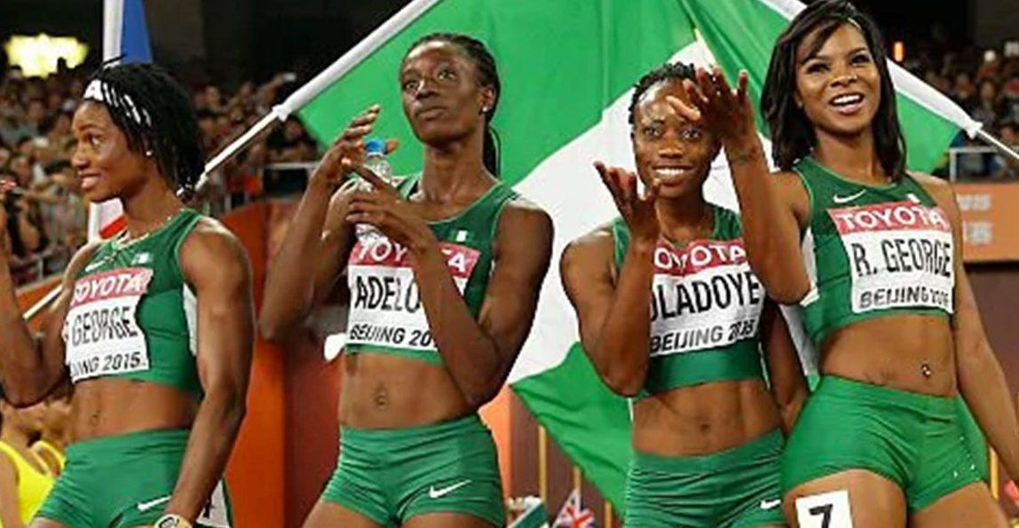 Nigeria Relays AFN