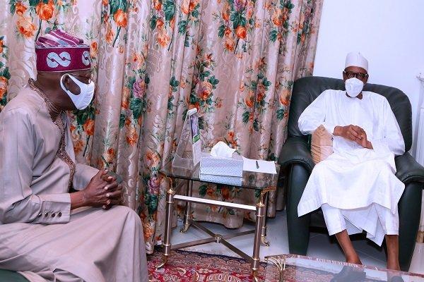 2023: Buhari Will Not Spend One Hour Beyond His Tenure - Tinubu