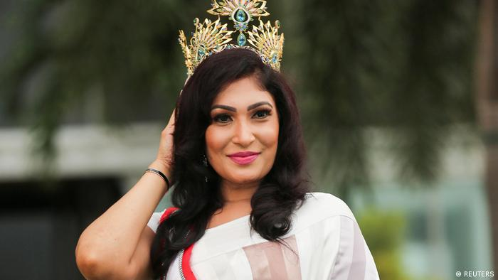 Reigning Mrs World Resigns, First Runner Up Takes Over