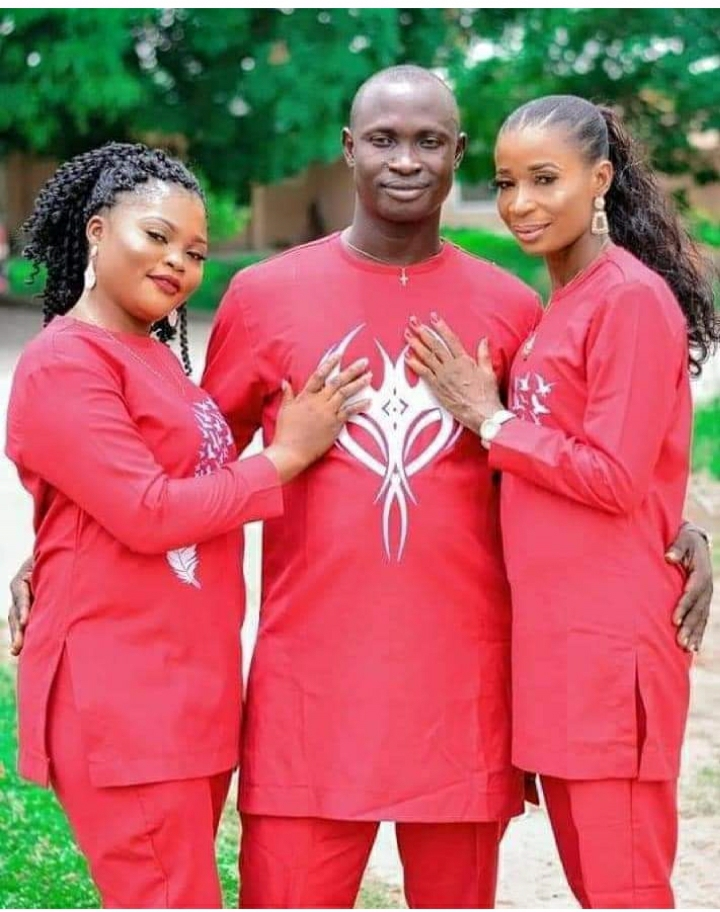 Delta Man marry two ladies