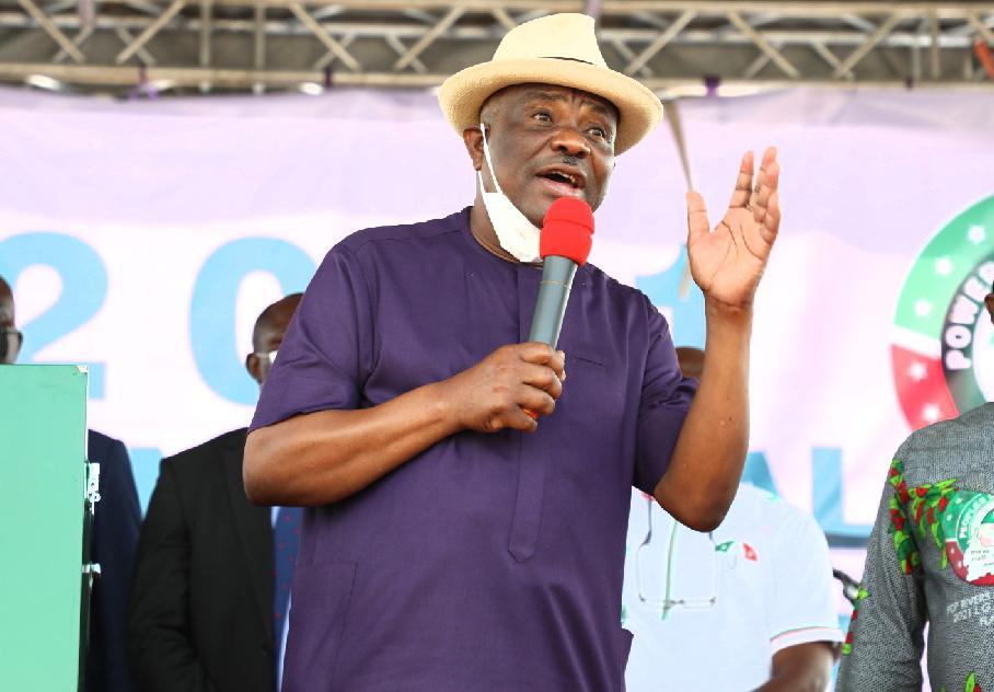 Wike defections