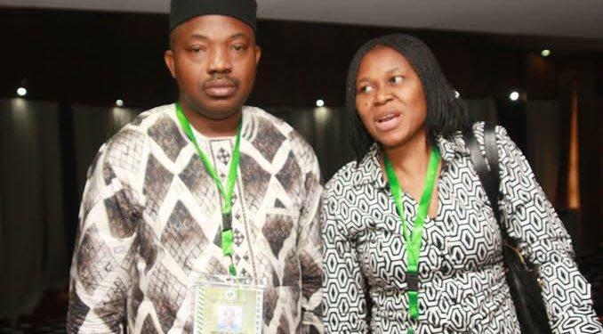 My husband died Friday not Saturday, says Okei-Odumakin