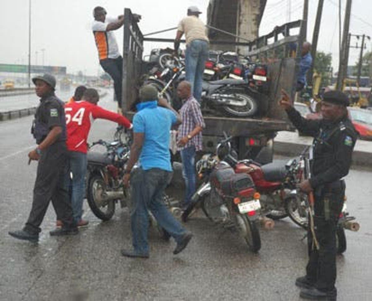 Gunshots In Lekk As Okada Riders Resist Arrest From Police