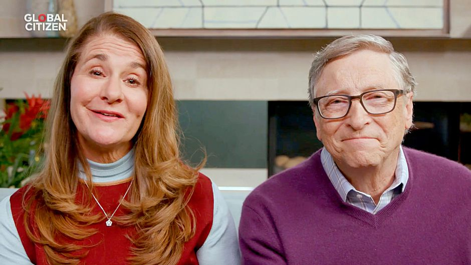 Gates divorce