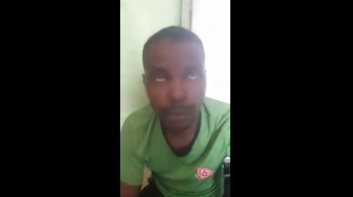 ESN Member Confesses How They Broke Into Police Command, Prison To Free Inmates In Imo