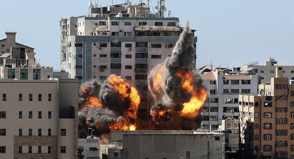 Hamas Israel Buhari