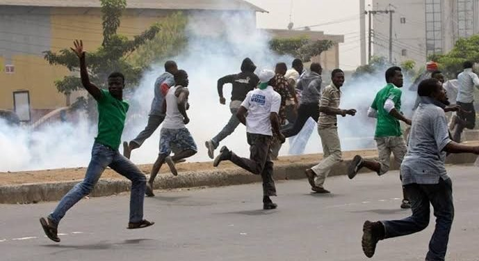 three kidnappers in Delta