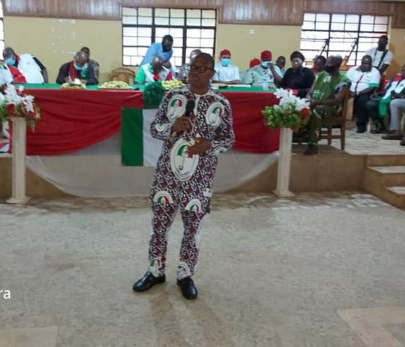 Nwoye Peter Obi