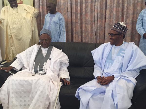 Buhari PDP Shagari