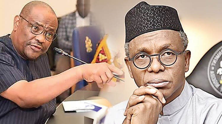 governors monsters wike el-rufai