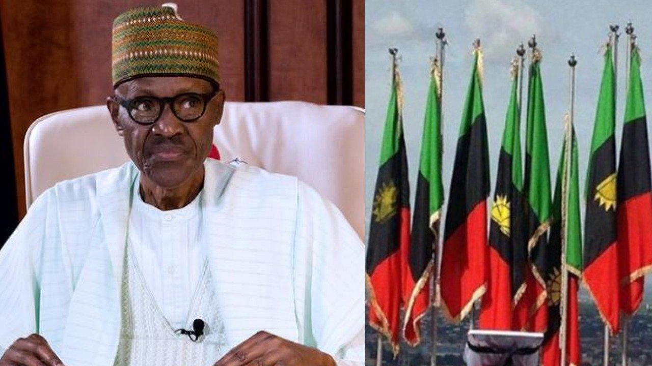 Buhari Told To Hoist Biafran Flag In Aso Rock May 30