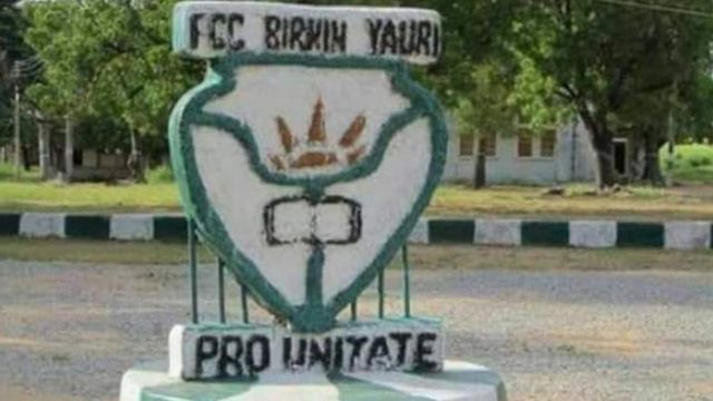 Kidnapped Kebbi students