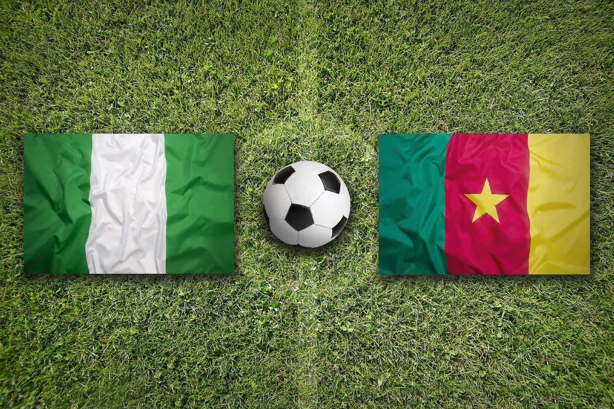 Cameroon Nigeria