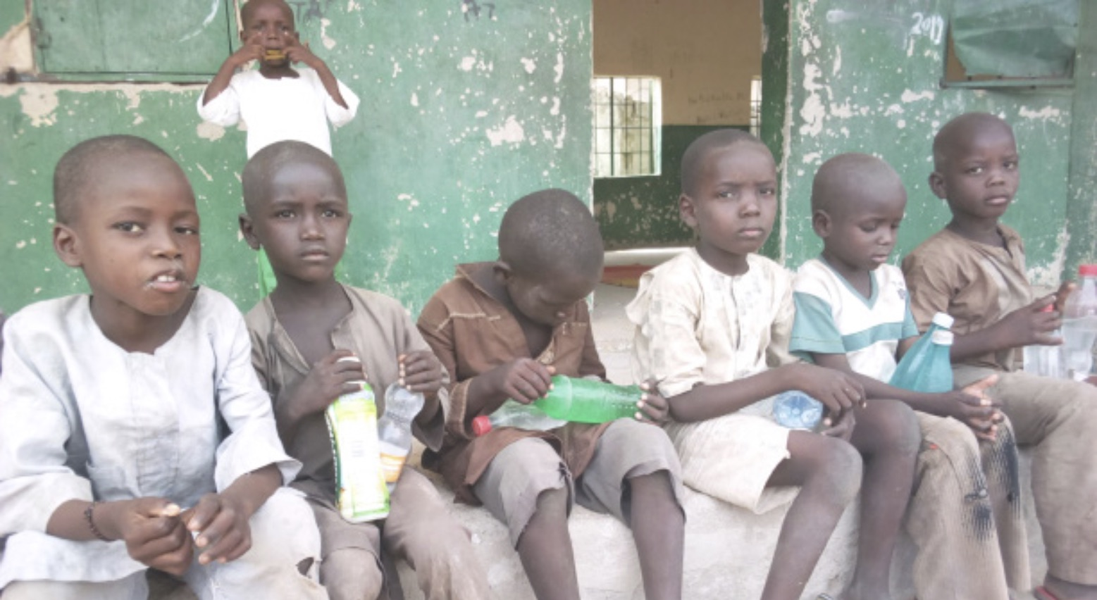 Out-Of-School Children: The Burden Of A Nation