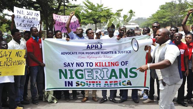 Nigerians South Africa