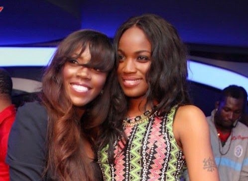 Cause Of The Dirty Fight Between Singers Tiwa Savage And Seyi Shay