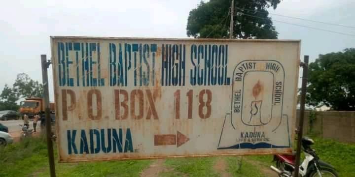 Bethel Kaduna students